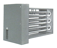 Product Image - 250°F Finned Tubular Heaters