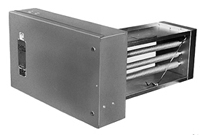 Standard Duct Heaters-Finned Tubular