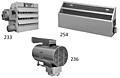 Explosion-Proof Heaters Comparison Chart